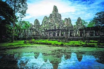 CAMBODIA IN DEPTH OF WONDERS