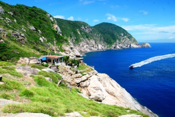 DISCOVERING CHAM ISLAND & LANG BEACH